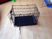 Small Dog / Cat Cage Kennel $20 obo
