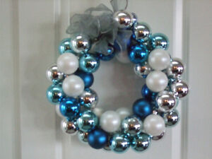 Handmade Christmas Wreaths Campbell River Comox Valley Area image 1