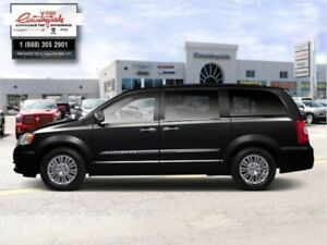 2011 Chrysler Town  Country Touring  -  Power Tailgate