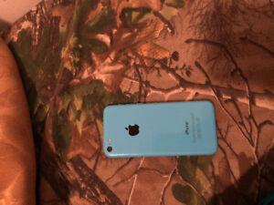 iPhone 5c a vendre