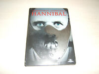 Hannibal Steel Book DVD