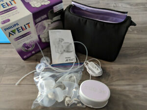 Avent Philips Double Breast Pump
