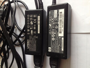 HP and Acer Laptop Chargers