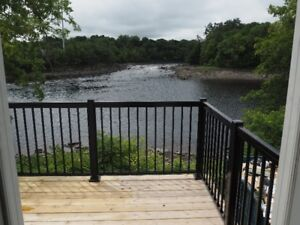 Luxury River Side Dreams Cottage St Stephen Weekly 7 Day Rental