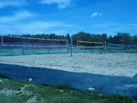 Cornwall Beach Volleyball/Ligue de volley-ball de plage Cornwall