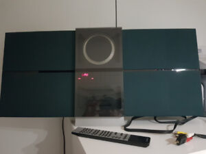 Bang and Olufsen CD/Cassette with Remote