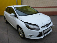 2011 FORD FOCUS ZETEC 1.6 PETROL 5 SPD MAN