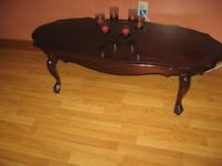 Beautiful Coffee Table and End Tables for Sale!