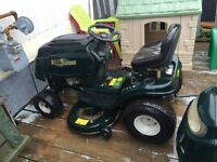 17.5hp lawn tractor
