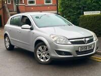 2008/58 Reg Vauxhall Astra 1.8 Design ** PETROL ** MANUAL **