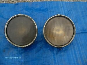 1929 STUDEBACKER HEAD LIGHTS ?
