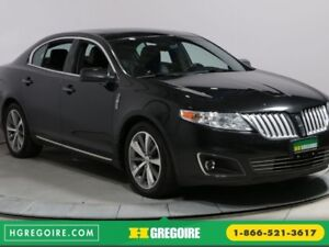 2011 Lincoln MKS AWD TOIT OUVRANT CUIR BLUETOOTH MAGS