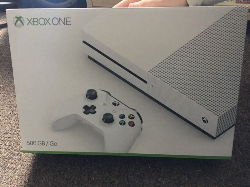 Xbox one s 500gb brand new in Bacup Lancashire  : 86 from www.gumtree.com size 800 x 600 jpeg 60kB