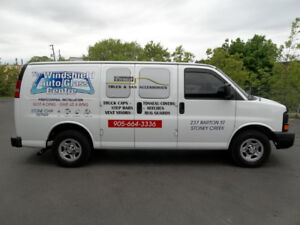 Windshield Replacement and Stone Chip Repair