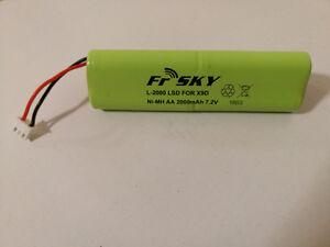 FrSKY Taranis X9D battery