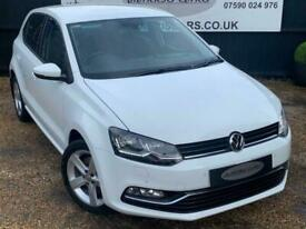 image for 2016 16 VOLKSWAGEN POLO 1.2L SEL TSI 5D 109 BHP