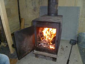 Small woodstove