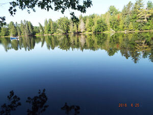 WATERFRONT - MADAWASKA RIVER - PALMER RAPIDS