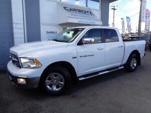 2012 Dodge Ram 1500 Big Horn 4x4, Crew, Navigation, Rev Camera/S