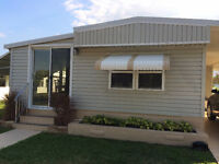 MOBILE HOME FOR SALE OR RENT IN POMPANO BEACH FOR 55+