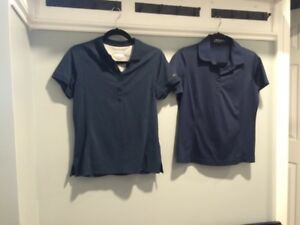 Ladies golf/collared shirts
