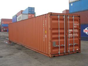 SALE $2,500 SEACANS / STORAGE CONTAINERS / SHIPPING CONTAINERS
