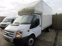 FORD TRANSIT LUTON TAIL LIFT EXTENDED FRAME 2012 2.2 TDCI 125 BHP T350 VGC