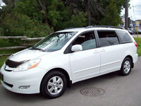 2008 Toyota Sienna LE ,DVD,P.SIDE DOORS SHARP,CERTEFIED $7975