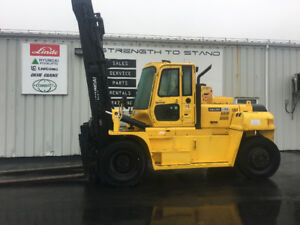 35,000lb Capacity Used Forklift - For Rent or Purchase