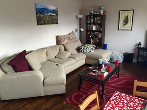 Available Nov 1st - Two bedroom top floor - Utilities included