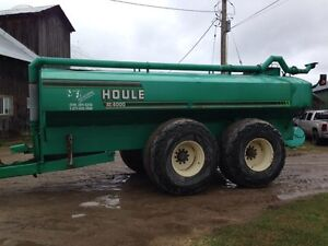 Houle tank for rent