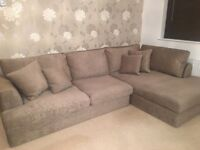 NEXT Large Chaise End Corner - Right Hand (4 Seats)