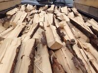 Frank&jerry's firewood! Bags, truckloads & more!!