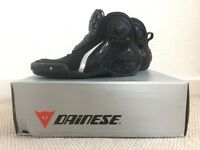 Dainese low cut motorcycle boot - size 10