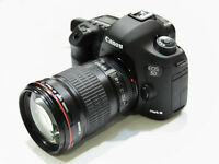 Camera Canon EOS DSLR