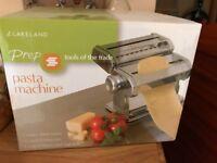 Lakeland Pasta Machine and Ravioli Attachment