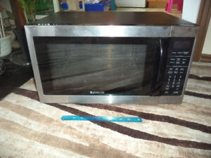 Nice Large MICROWAVE Commercial Size Stainless Steel