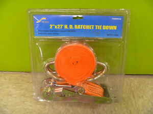 """2"""" By 27' Ratchet Tie Down"""