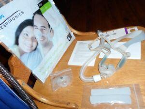 New Philips Respironics Wisp Nasal Mask for sleep apnea machine