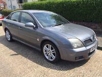 VAUXHALL VECTRA 1.9 CDTI 2004-1 YEARS MOT-CHEAP CAR £675