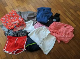 Bundle of girls clothes 13 pieces