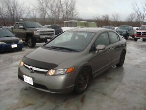 2007 HONDA CIVIC 4DR $5000 TAX'S IN CHANGED INTO UR NAME