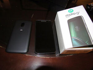 4 month old Moto G 4 Play