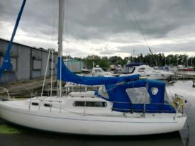 Albin Vega 27' Sailing yacht