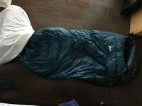 mec sleeping bag -7C long