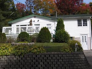 Jolie maison au style champêtre