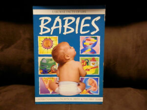 3 books on facts of life and babies