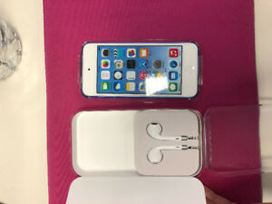 iPod Touch-Blue 16 GB