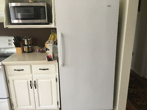 Kenmore stand alone fridge