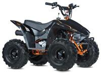 STOMP RACING KAYO 70CC CHILDRENS QUAD LT80 ATV ELECTRIC START